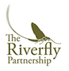 Logo for the Riverfly Partnership